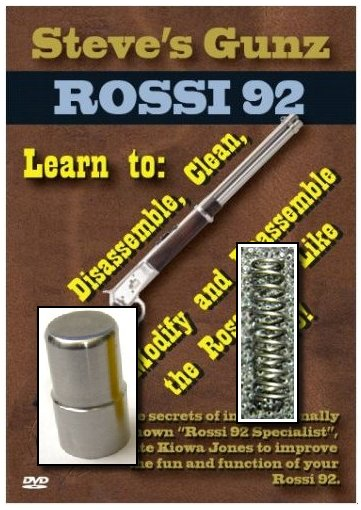 Rossi 92 - DIY Action Job KIT